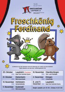 Plakat_A3_Froschkoenig_E1.indd